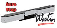 Westin SureStep Series <br>Universal Bumpers