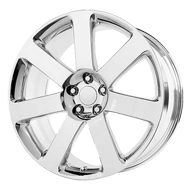 Wheel Replicas <br/> 300 SRT-8 <br/> Chrome