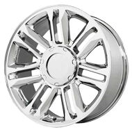 Wheel Replicas <br/> Escalade <br/> Chrome