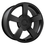 Wheel Replicas <br/> Silverado SS <br/> Matte Black