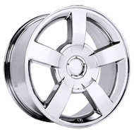 Wheel Replicas <br/> Silverado SS <br/> Chrome