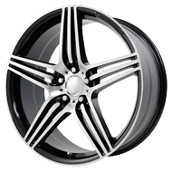 Wheel Replicas <br/> SL63  <br/> Gun Metal
