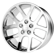 Wheel Replicas <br/> SRT-10 <br/> Chrome