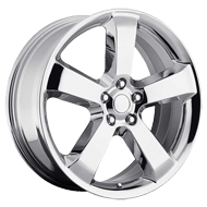 Wheel Replicas <br/> SRT-8 <br/> Chrome