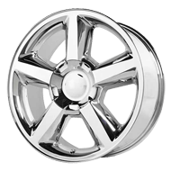 Wheel Replicas <br/> Tahoe LTZ <br/> Chrome