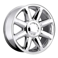 Wheel Replicas <br/> Yukon Denali  <br/> Chrome