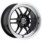 Konig Wheels <br>Wideopen Black