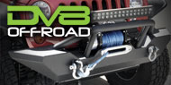 DV8 Off-Road Winches