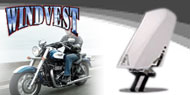 Wind Vest Touring & Cruiser Windshields