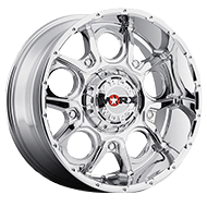 WORX Wheels Rebel 809<br /> Chrome