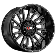 WORX Wheels Sentry 810<br /> Gloss Black