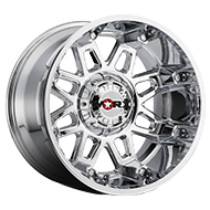WORX Wheels Conquest 811C <br/>Chrome