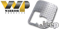 Warrior Products <br>Jeep Shifter Covers