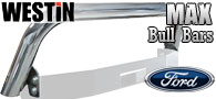 Westin Max Winch Tray Bull Bar/ Light Bar<br>Ford