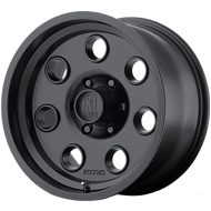 XD Wheels <br />XD300 Pulley Satin Black