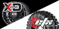 XD Wheel & EFX Tire Packages