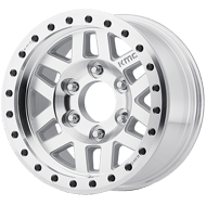 KMC XD128 Machete Desert Machined Wheels
