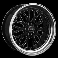 XXR 521 Series Flat Black Wheels