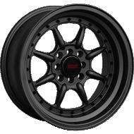 XXR Wheels </br> 002 Series Flat Gun Metal