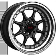 XXR Wheels </br> 002 Series Gun Metal