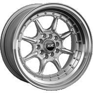 XXR Wheels </br> 002 Series Hyper Silver
