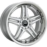 XXR Wheels </br> 502 Series Hyper Silver