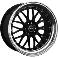XXR Wheels </br> 521 Series Black