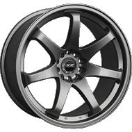 XXR Wheels </br> 522 Series Chromium Black