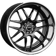 XXR Wheels </br> 526 Series Chromium Black