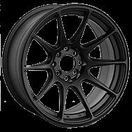 XXR Wheels </br> 527 Series Flat Black