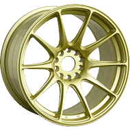 XXR Wheels </br> 527 Series Gold