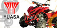 Yuasa Batteries ATV