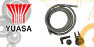 Yuasa Battery Rings and Tubing