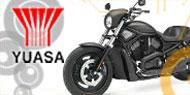 Yuasa Batteries Harley Davidson