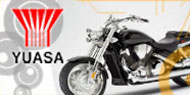 Yuasa Batteries Touring and Cruiser