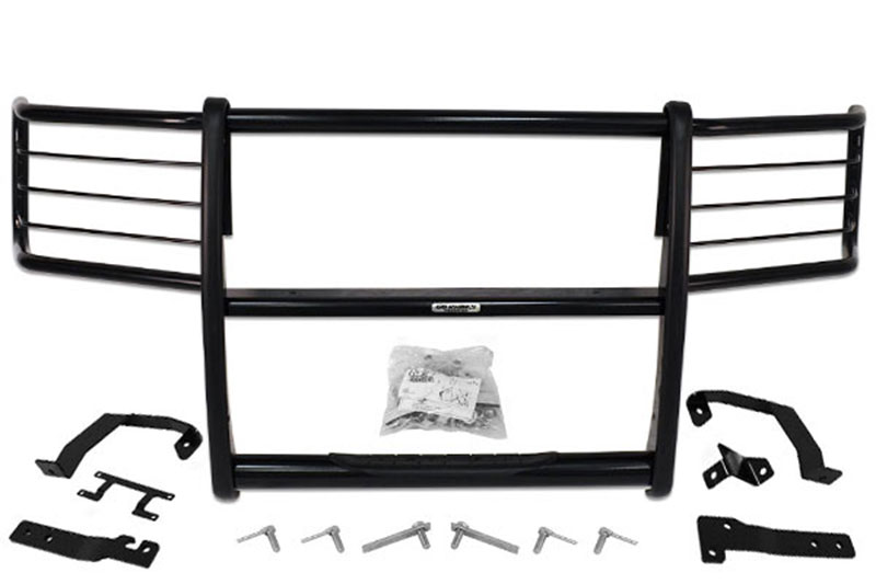 3819MB Go Rhino! 3000 Series StepGuard Grille and Brush Guard