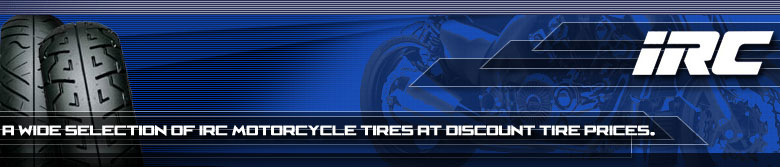 IRC Motorcycle Tires