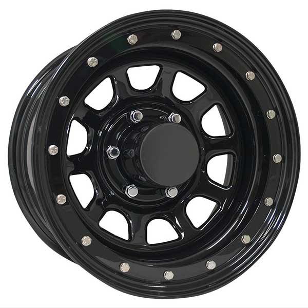 Keystone Beadlock Black Wheels 4wheelonline Com