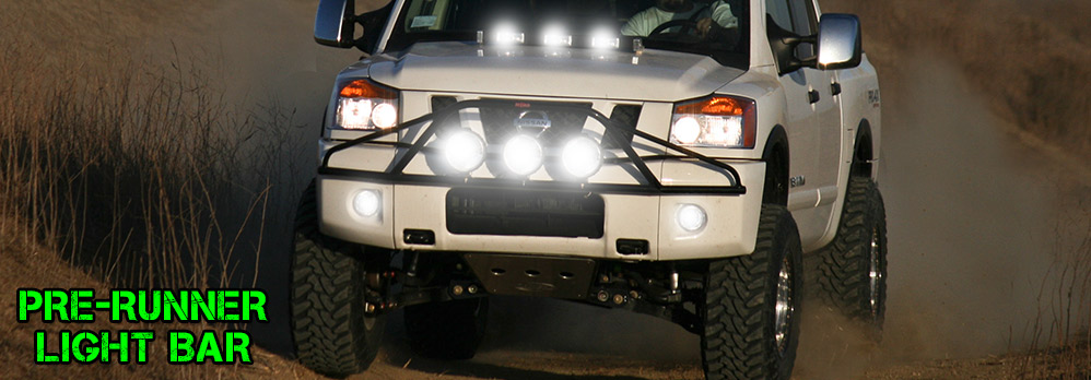 nfab pre-runner light bar