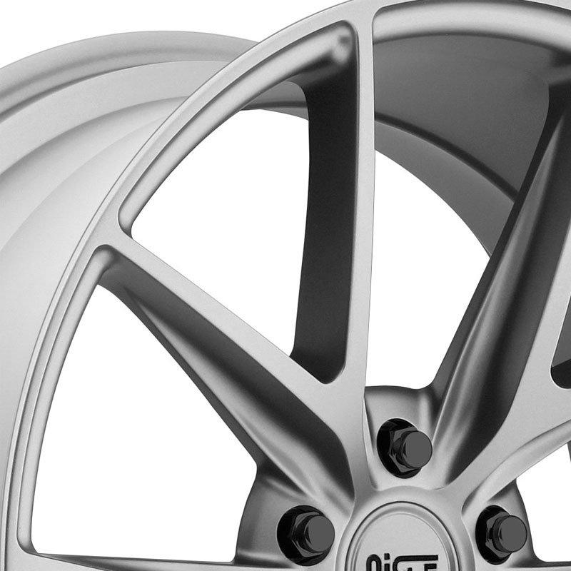 Niche Misano M116 Gun Metal Wheels