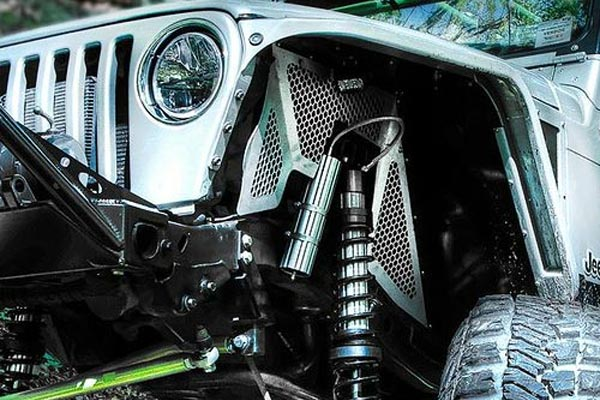 Jeep Tj Poison Spyder Highline Fenders