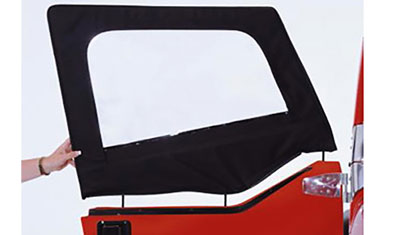 PrevNext & Rampage Door Skins with Frames for 97-06 Jeep TJ u0026 Unlimited ...