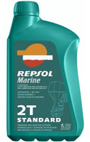 Repsol Marine Standard 2T Engine Oil