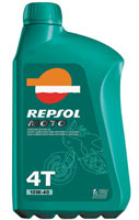 Repsol 4T Mineral Oil Based Engine Oil