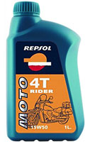 Repsol Rider 4T Mineral Oil Based Engine Oil