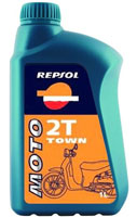 Repsol Moto Town 2T Engine Oil