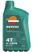 Repsol 4T V-Twin Mineral Oil Based Engine Oil