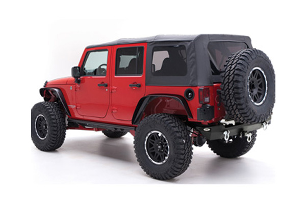 Smittybilt soft tops replacement 07 09 wrangler unlimited for 07 4 door jeep wrangler for sale