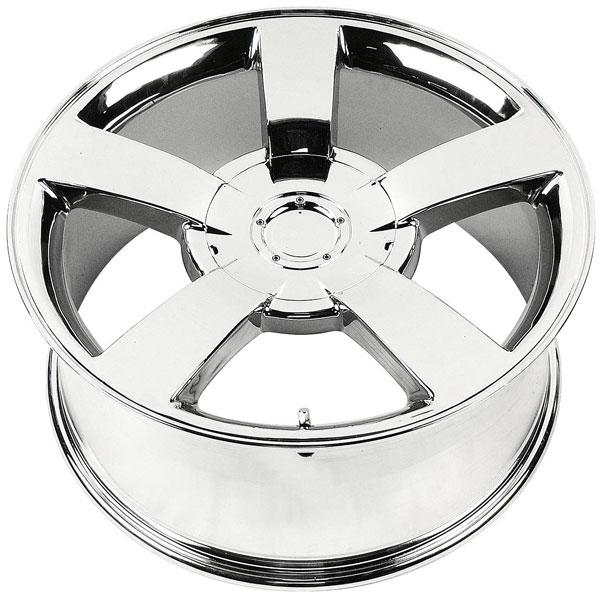 Topline Replicas V1130 Silverado Ss Chrome Wheels