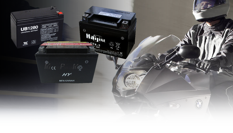 Touring Bike Batteries